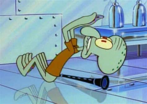 Squidward Future Meme - the worst warriors