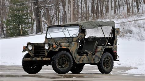 army jeep 1970 ford m151a2 military jeep t82 indianapolis 2013