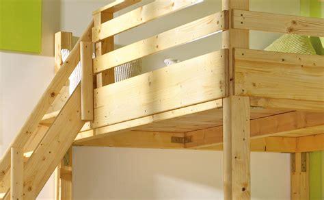hochbett selber bauen anleitung von hornbach