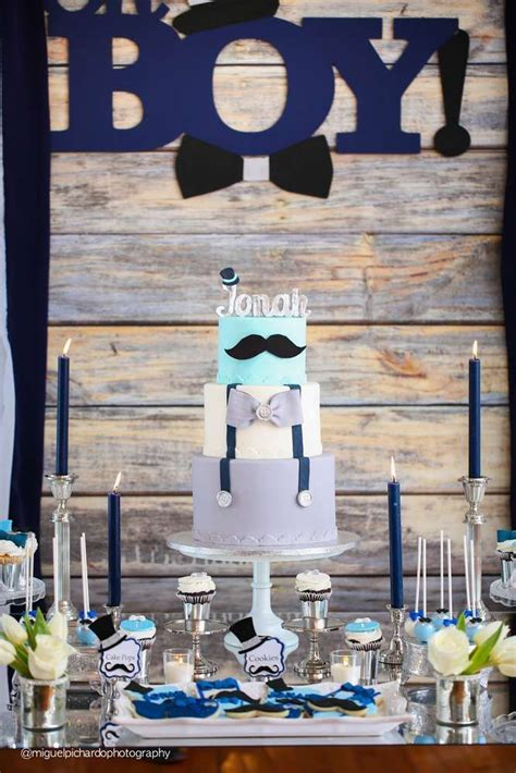 mustaches  man baby shower party ideas birthdays