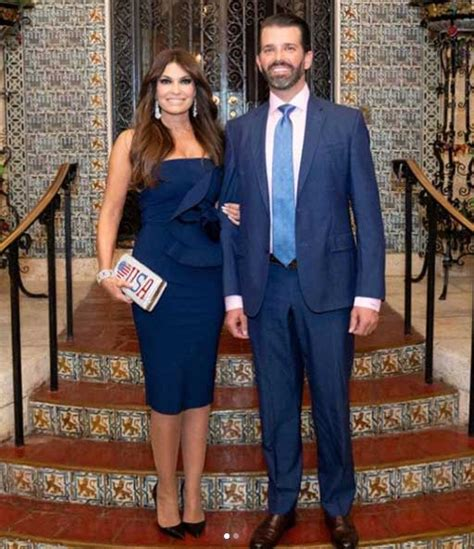 guilfoyle kimberly trump jr donald wiki husband age height biography son anthony ronan villency daughter famous