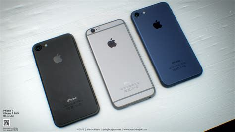 iphone space gray new concept imagines iphone 7 in stunning space gray