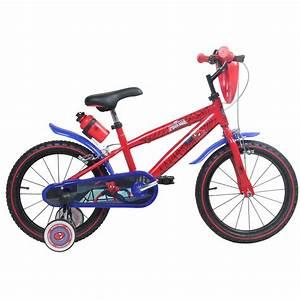 Fahrradständer 16 Zoll : kinderfahrrad 16 zoll marvel spiderman fahrrad f r kinder ~ Jslefanu.com Haus und Dekorationen