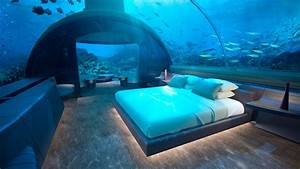 You Can Soon Stay At The World U0026 39 S First Underwater Villa