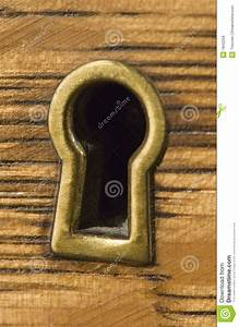 Antique, Brass, Keyhole, Stock, Image, Image, Of, Locked, Safe