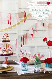 valentine s day decorating ideas 31 Creative Ideas for Valentines Day Decorations – Tip Junkie