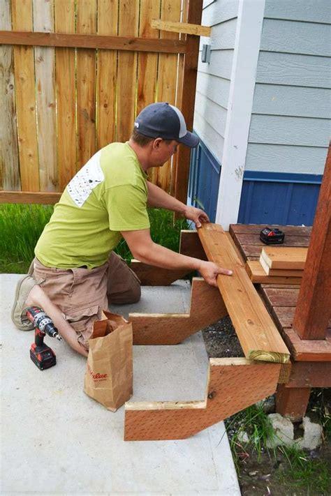 fabriquer un escalier en bois int 233 rieur ou ext 233 rieur fiche infos pratiques