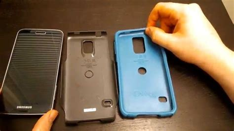 samsung galaxy  otterbox commuter series case review youtube