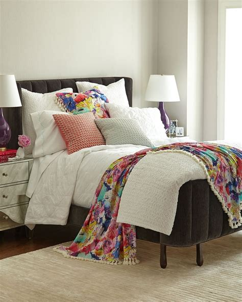 amity home bedding amity home white asher bedding with floral