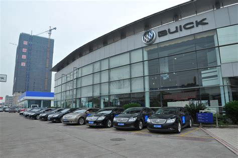 Indiana Buick Dealers by Gm China Up In August The About Cars