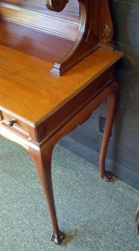 antique secretary desk value 8251 philadelphia mahogany secretary desk c1890 for sale