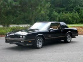 1987 Monte Carlo SS