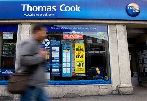 Thomas Cook launches publicity drive after fears firm ...