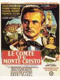 le comte de monte cristo 1961 le comte de monte cristo 1961