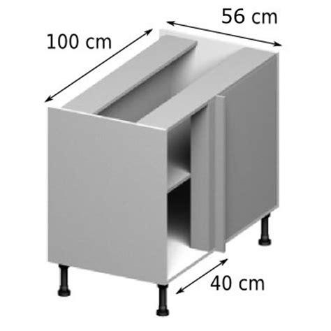 hauteur hotte cuisine meuble caisson de coin vial menuiserie cuisine jardin