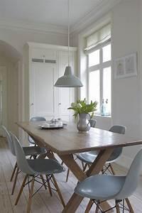 Weiße Stühle Esszimmer : urbnite home esszimmer inspiration k che esszimmer und vitra stuhl ~ Eleganceandgraceweddings.com Haus und Dekorationen