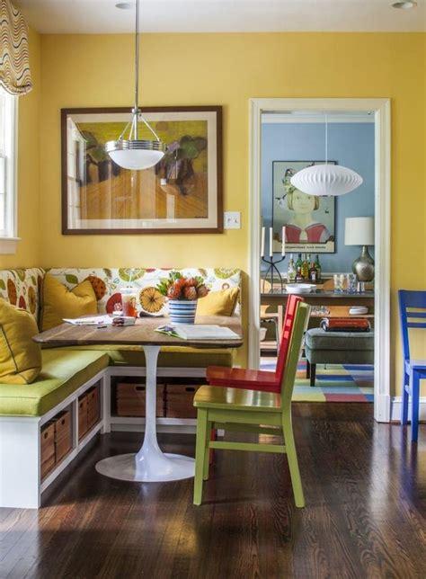 banquette table cuisine les 25 meilleures idées concernant banquette de cuisine