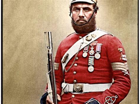 color sergeant colourise history colour sergeant william mcgregor