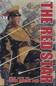 Red Star (2000 1st Series) comic books