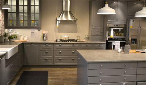 ikea gray kitchen cabinets ikea bodbyn grey dream home ideas pinterest bodbyn