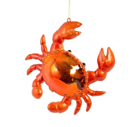 lobster christmas decoration  posh totty designs