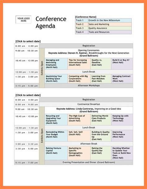 image result  conference program design template