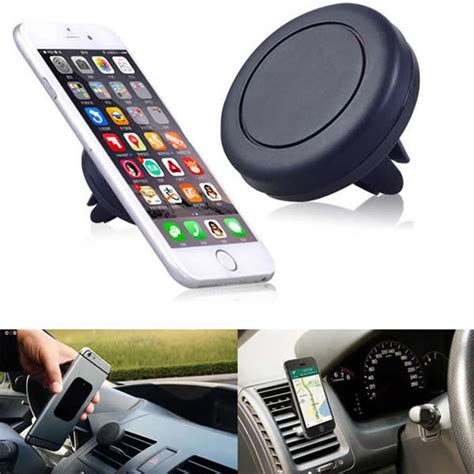 car phone stand convenient magnetic car phone holder magnets by hsmag
