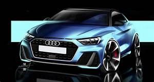 Nouvelle Audi A1 : nouvelle audi a1 la version s1 aura 250 ch ~ Melissatoandfro.com Idées de Décoration