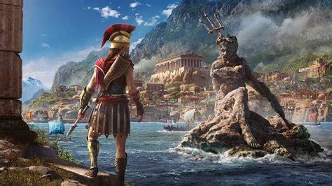 Assassin's Creed Odyssey Dévoile Ses Spécificités