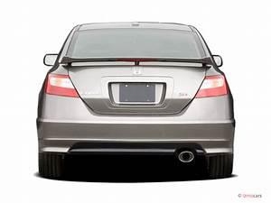 Image  2007 Honda Civic Si 2 St Rear