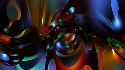 Smooth Background Colored Form Futuristic Abstract Jim373