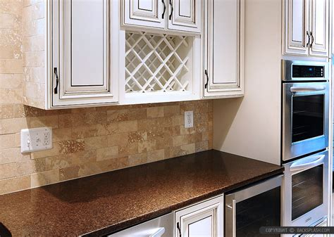 Backsplash Travertine Tile : Travertine Tile Backsplash Photos & Ideas