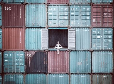Containers As A Medium Of Art  More Than Shipping