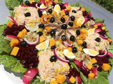 cuisine marocaine salade salad recipe moroccan kitchen sousoukitchen version