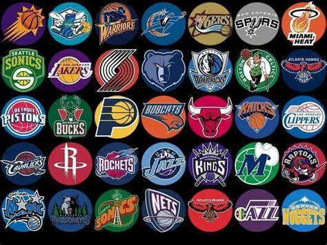 Nba Standing Playoffs by Nba Team Logos Wallpapers 2016 Wallpaper Cave