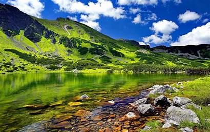 Poland Carpathian Mountains Landscape Slovakia Mountain Europe