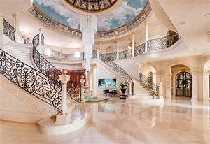 A Majestic Venetian Style Mansion In Texas
