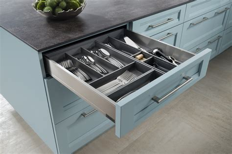 kitchen cabinet and drawer organizers kitchen cabinet drawer inserts home kitchen 7744