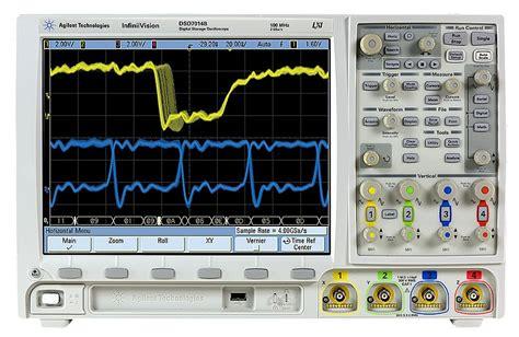 Agilent Msob Oscilloscope Infiniivision Mixed Signal