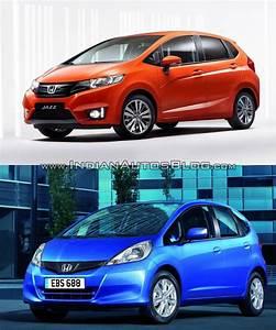 2015 Honda Jazz Vs 2012 Honda Jazz