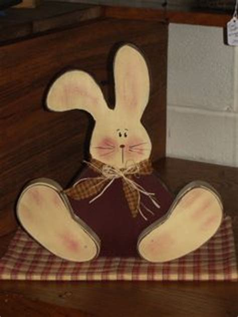 Wooden Primitive Easter Decor by 1000 Images About Primitive On