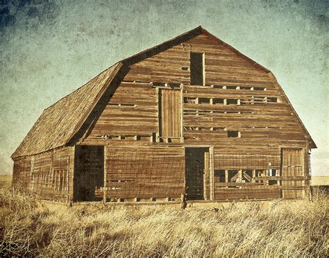 Vintage Barn Photograph By Debbie M Smith