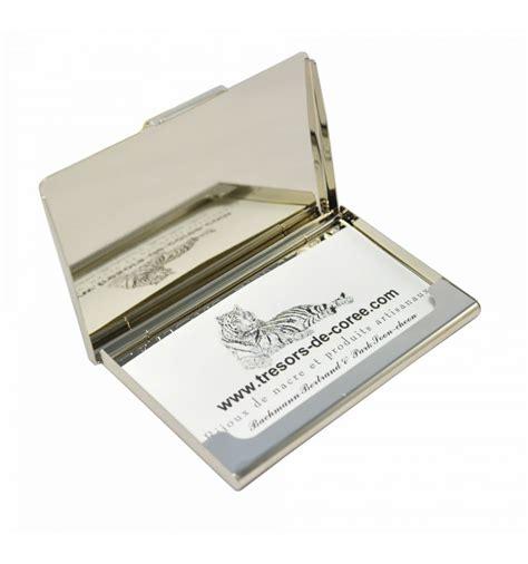 porte carte de bureau coffret cadeau accessoires de bureau original tigre blanc