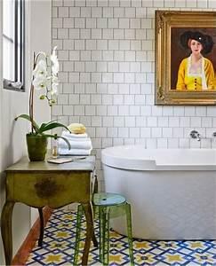 Modern, Bohemian, In, The, Bathroom