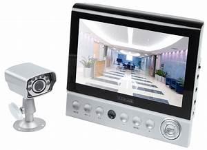 Comment Installer Camera De Surveillance Exterieur : camera surveillance maison sans fil ventana blog ~ Premium-room.com Idées de Décoration