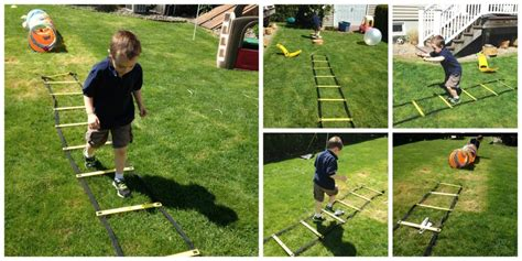backyard obstacle course backyard play ideas stress free summer play outdoors