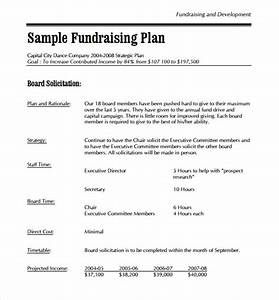 magnificent fundraising calendar template ideas resume With fundraising strategic plan template