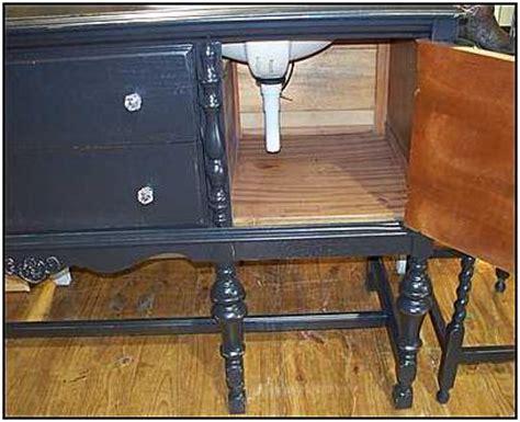 buffet kitchen furniture challenges of an antique bathroom vanity kitchen