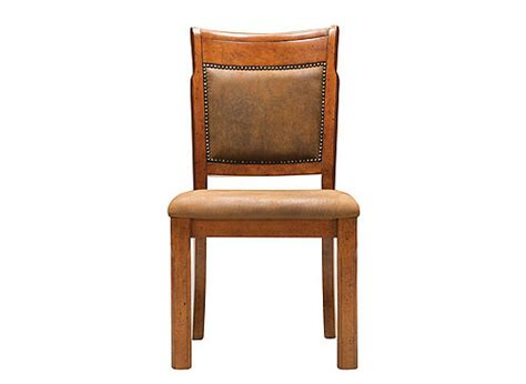 soleste microfiber dining chair brown raymour flanigan