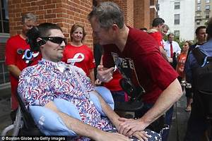 Boston honors man who inspired ALS Ice Bucket Challenge ...